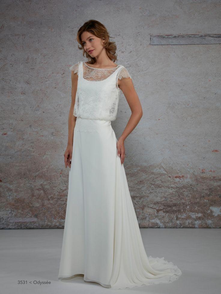 Mélusine Création : robes de mariées Besançon