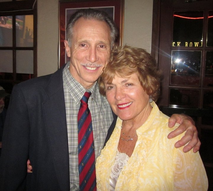 Johnny And Wife Charlotte Mckenna In 2011 Johnny