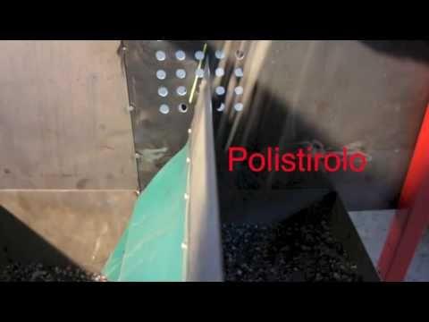 GHIRARDUZZI Separatore Elettrostatico Plastiche - Electrostatic Plastics...