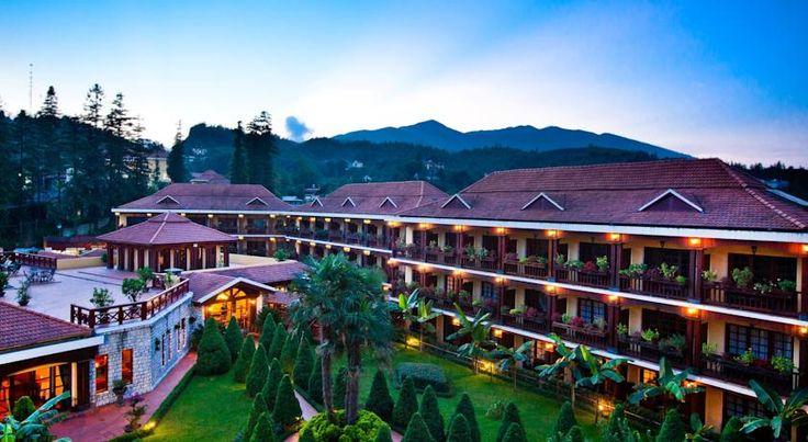 Image result for khách sạn tại sapa