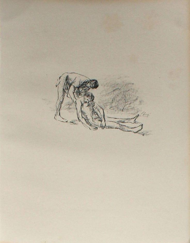 """Max Liebermann """"Der Barmherzige Samariter"""""""