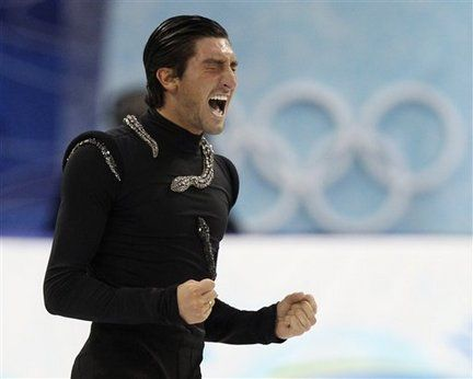 evan lysacek gay or not
