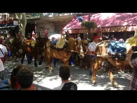La Madeleine 2016 chateaurenard - YouTube