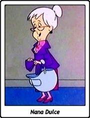 Nana Dulce / Granny Sweet / Lindo Pulgoso / Precious Pupp / Hanna Barberá / Hanna Barbera