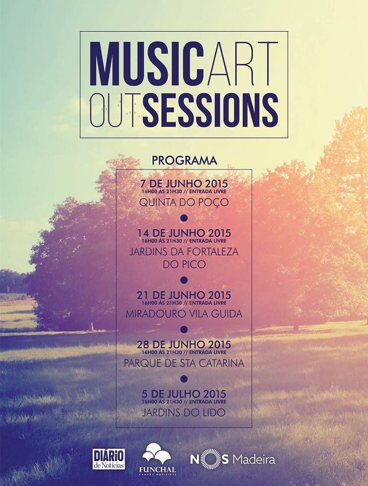 MAOS - Musica Art Out Sessions - Entrada livre