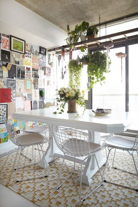 Plants For Kitchen To Decorate It: 161 Best Images About Decorate With Plants On Pinterest