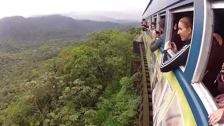 Passeio Trem Curitiba-Morretes