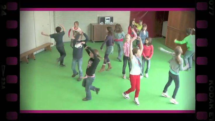 Dansende schoentjes (dramaoefening bij lesmethode DramaOnline)