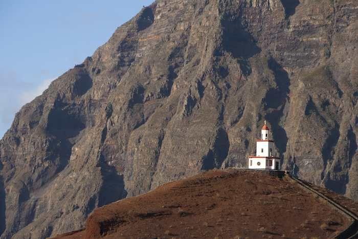 Hill-top #chapel above Frontera #ElHierro
