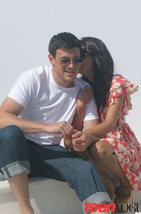 A Timeline Of Cory Monteith And Lea Michele's Relationship - BuzzFeed Mobile