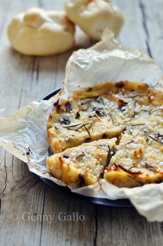 Miascia di Bellagio (torta di pane)
