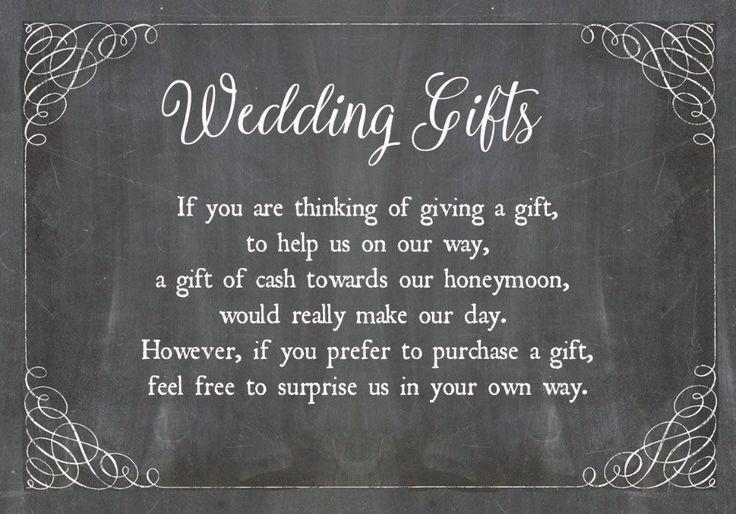 Wedding Gift Cards Wording: 21 Best Monetary Gift Wording Images On Pinterest