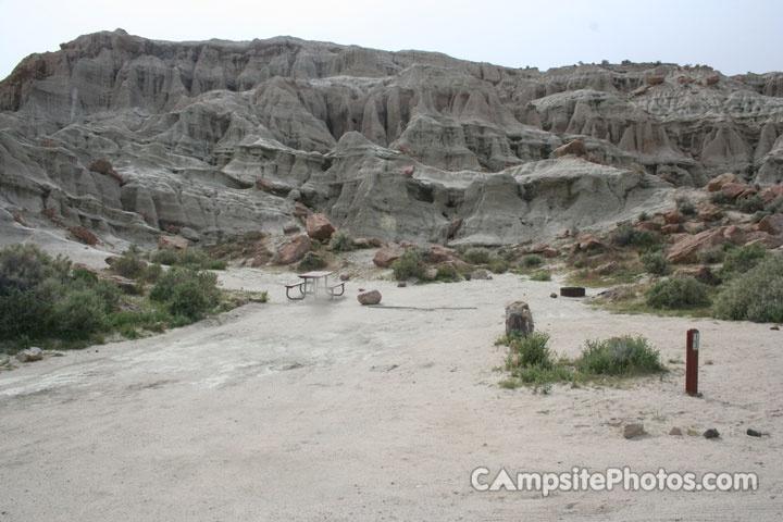 Red Rock Canyon Ricardo Campground  in CA: Campsite Photo, Campsitephoto Com