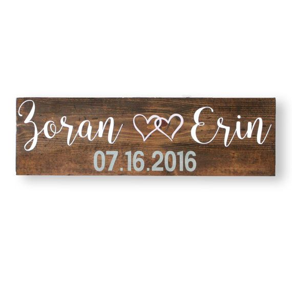 Check out these custom wood signs made right here in Savannah, GA by Silva Designs