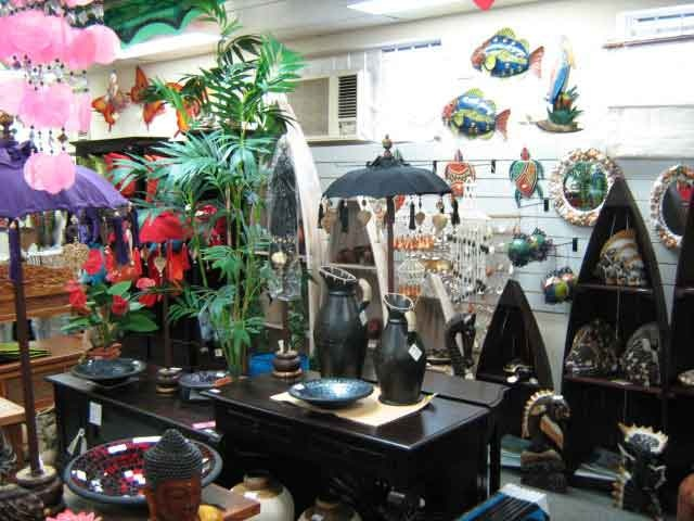 Mayyada Bazaar, 220 square metres of area chocked full of unique gifts, home decoration, furnishings and casual beach fashion. Located at Shop 1, 23-25 First Avenue Bongaree, Bribie Island.