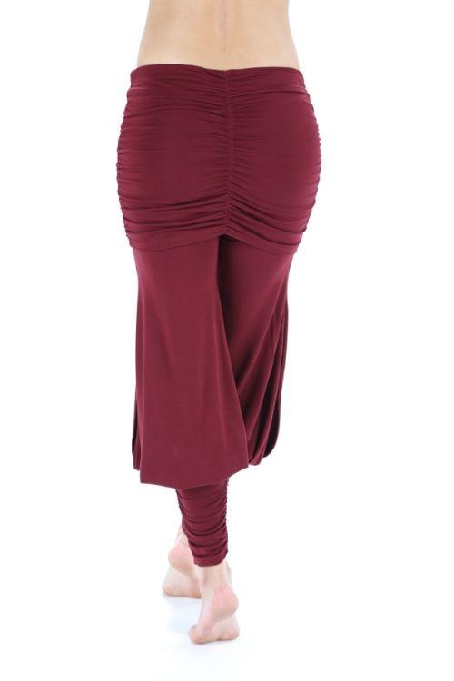 Eliza Ruched Mini Pantaloon