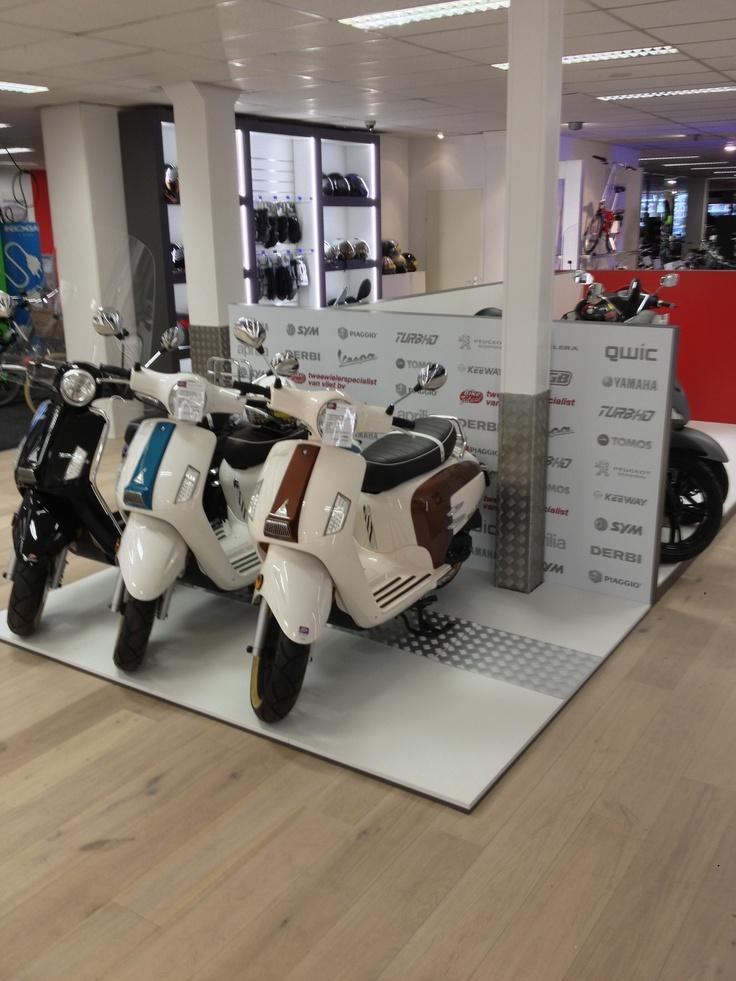 #Van Vliet Tweewielers #scooters #hoorn #scooter #winkel #bromfiets #turbho #van vliet