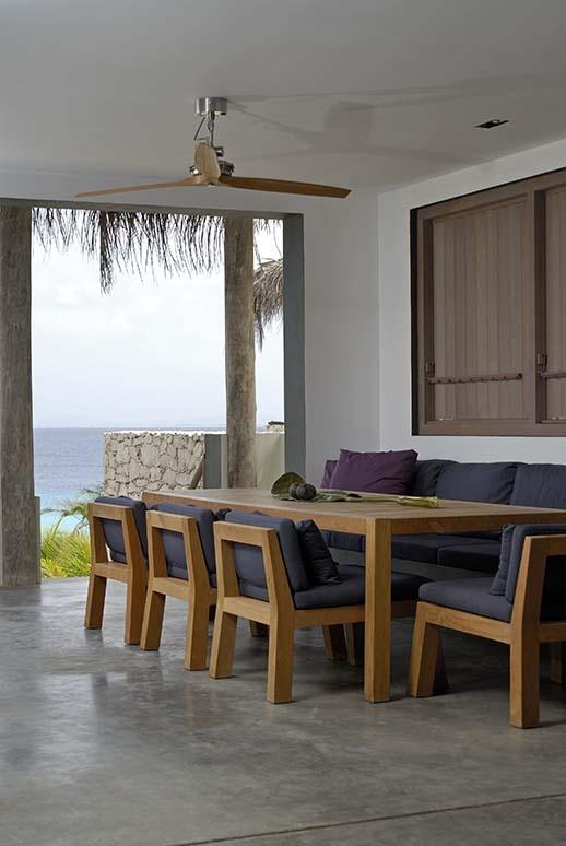 Piet Boon. Bonaire. Caribbean. Beach House. Wood. Nature. Interior. Design. Sea.