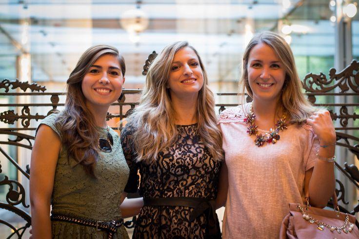Gemma Contini, Eleonora Gavino ed Elisa Raimondo @ MAO Torino per socialgnock4ASUS