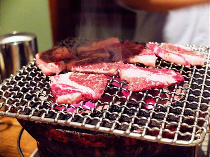 halal japan tokyo yakiniku gyumon beef