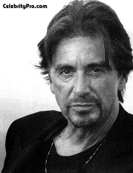 It doesn't matter how old he gets, Al Pacino is just sexy!