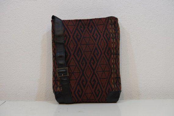 Handmade UNİSEX Shoulder Bag kilim bag100%wool & by kilimci