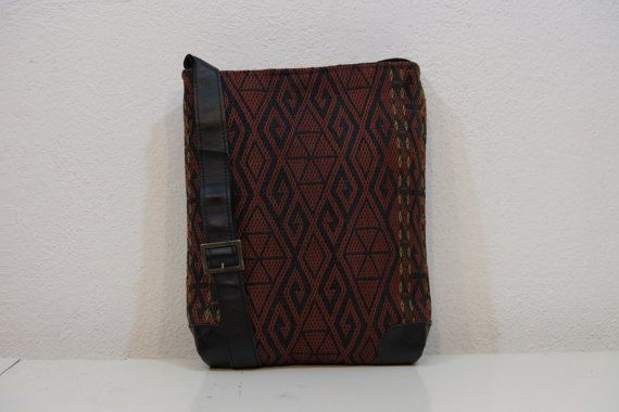 Handmade UNİSEX Shoulder Bag kilim bag100%wool & by kilimci