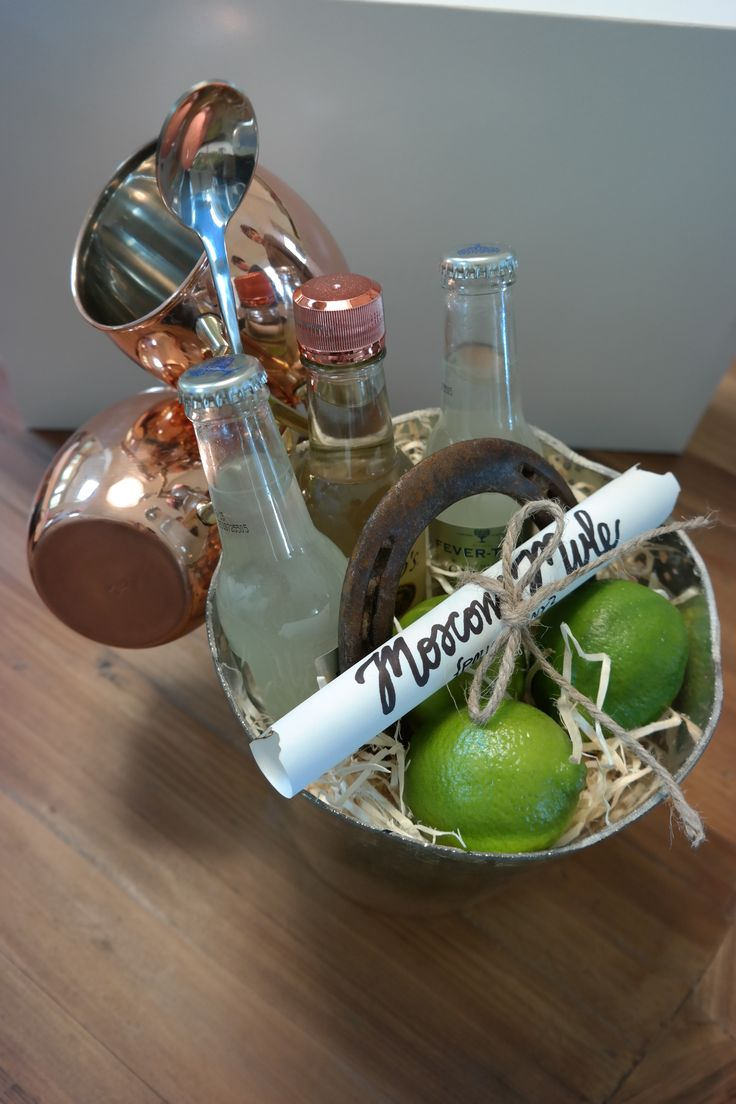 Moscow Mule kit.