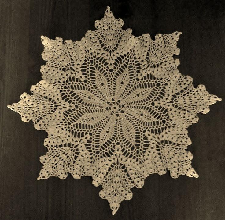 Amazon.com: crochet doily patterns: Books