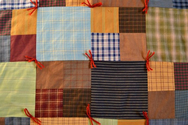 The Make-It-Over-The-Weekend Flannel Quilt Instructions - Simple Simon and Company