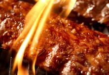 Baby Back Ribs: Gas Grill Instructions