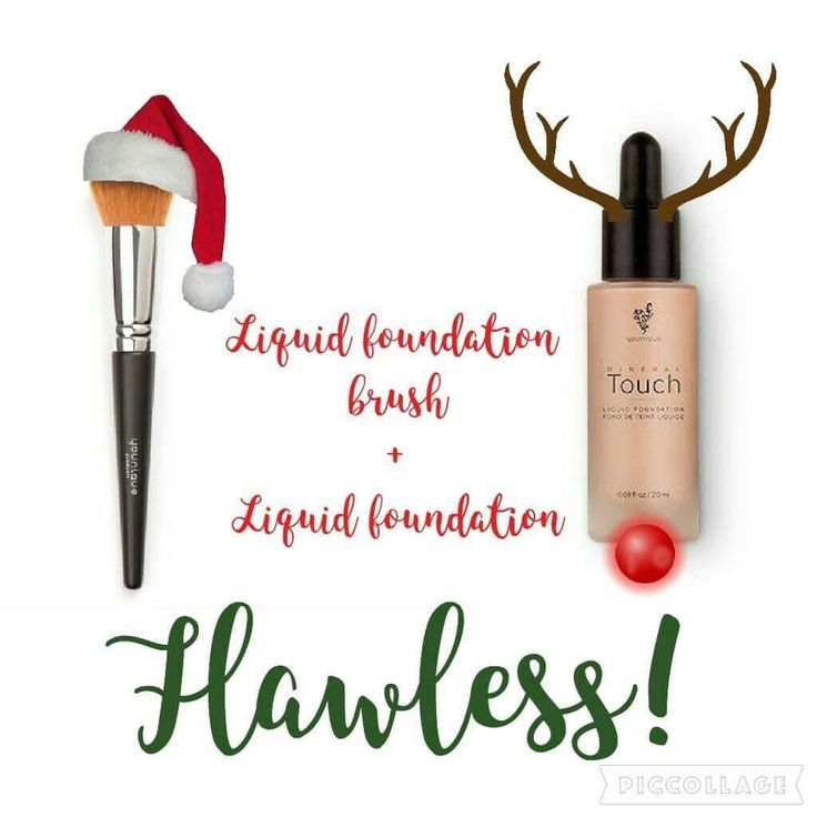 Touch Mineral Liquid Foundation & our Liquid Foundation Brush! https://www.youniqueproducts.com/CosmicBeautyElf