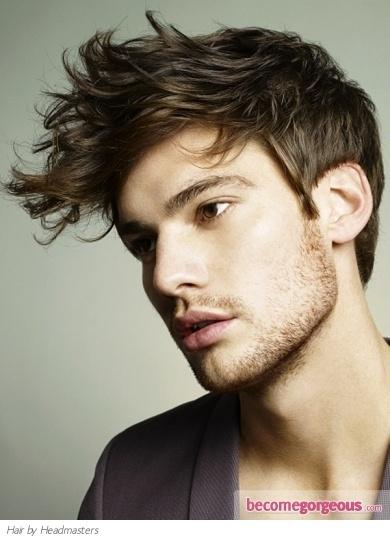 men hairstyle #cute