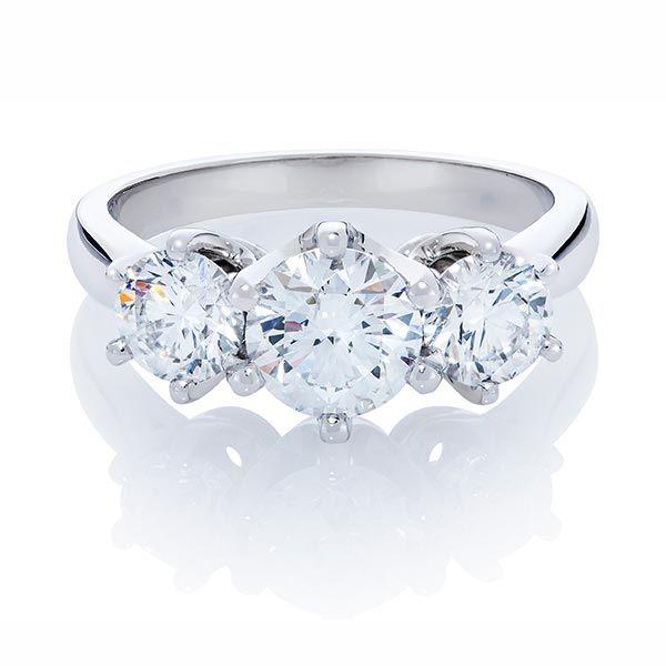 Brisbane City Diamond Engagement Rings
