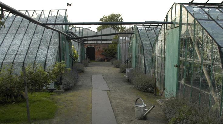 Parklaan Landschapsarchitecten bv | Home  Monumentale glasshouses Wateringen Netherlands