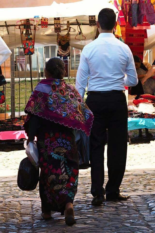 San Cristóbal de las Casas, Chiapas, Mexico, local people