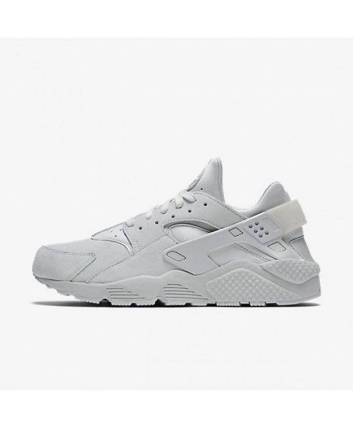04f9ed81dbc1 Nike Air Huarache Premium Neutral Grey Neutral Grey Trainers
