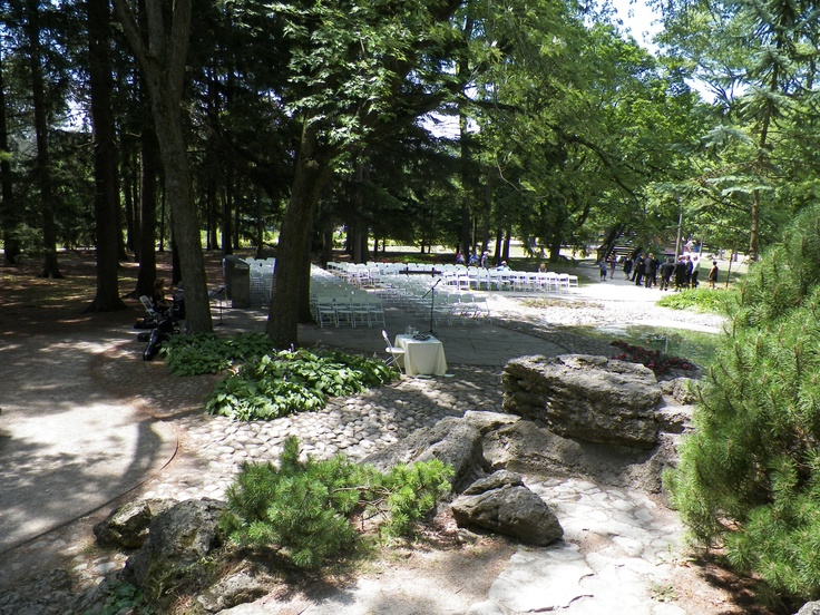Confederation Park Stratford Ontario