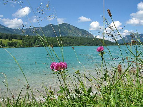 Sommer am Walchensee wurde in Deutschland