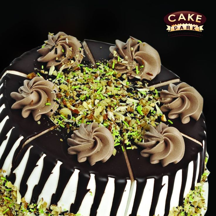 ‪#‎Nuts‬ and ‪#‎Caramel‬ ‪#‎Chocolate‬ ‪#‎cake‬ - ‪#‎Yummy‬ ‪#‎Delicious‬ Choco cake available from our Cake shops. The rich #chocolate, nuts cakes with a variety of flavors and designs also available here. For more information :www.cakepark.net Call: 044-45535532