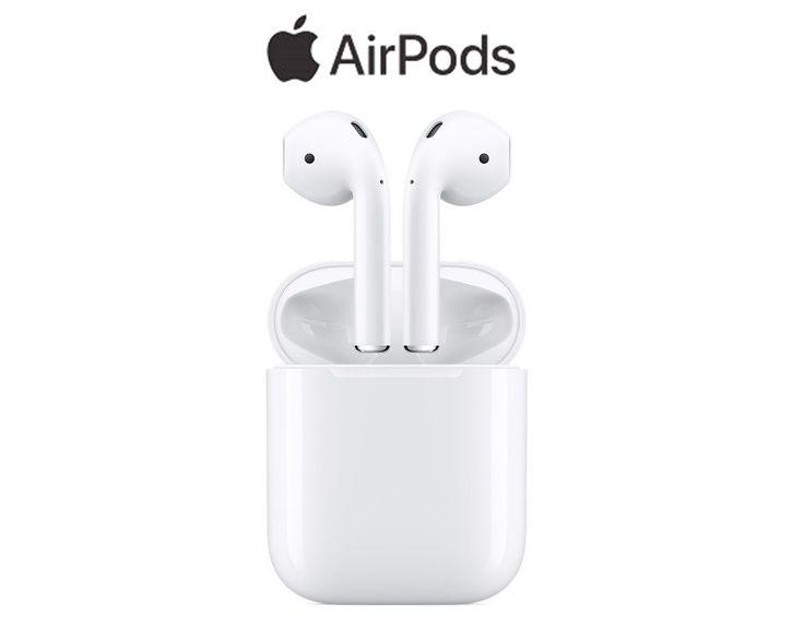 Apple AirPods Wireless Earbuds – TRAVARSA.COM