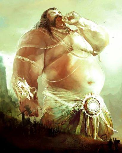 kumbhakarna-In 'Ramayana', the world's oldest epic poem ...