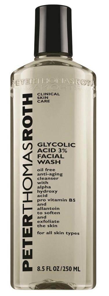 The 5 Best Glycolic Acid Face Washes (At Every Price Point) | StyleCaster