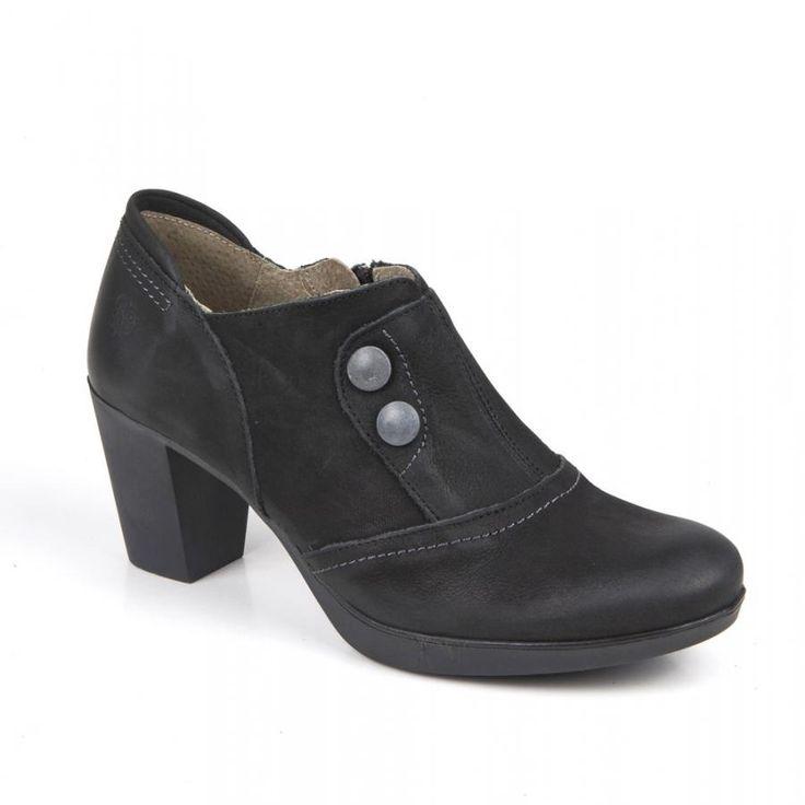 Aspen 011 Negro Gris #YokonoShoes #Yokono #YokonoBlack