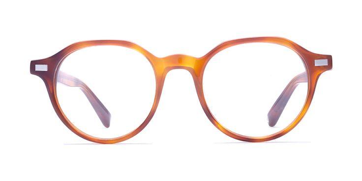 Eyeglasses - Begley in Whiskey Tortoise