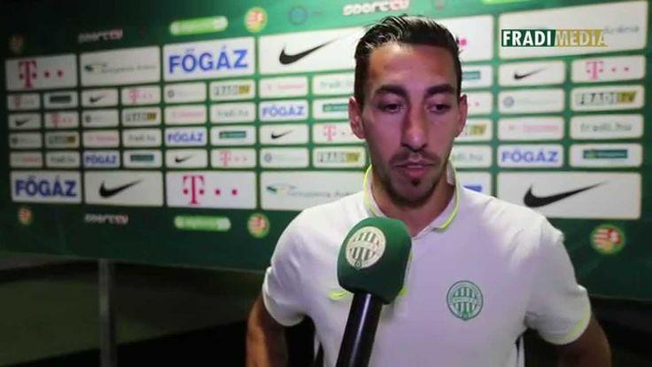 FM | Leandro: Örülök a gólomnak | 2015. 07. 26.