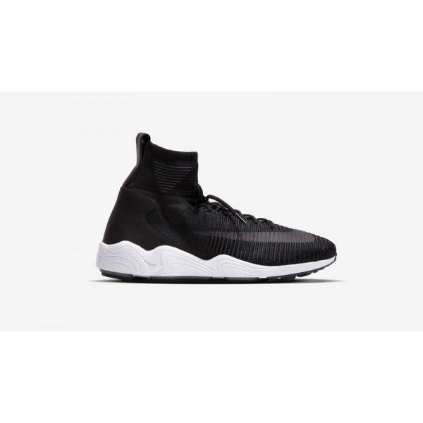 hot sales 45f2d 391a4 ... our nike shoes store offered cheap new nike zoom mercurial flyknit black  mens shoes with big