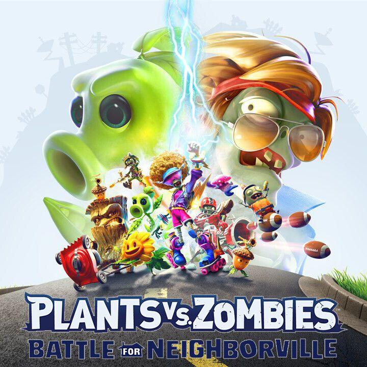 Plants Vs Zombies Battle For Neighborville Jeronimo Garcia On Artstation At Https Www Artstation Com Artwork 8e1wjg Zombie Plants Vs Zombies Battle