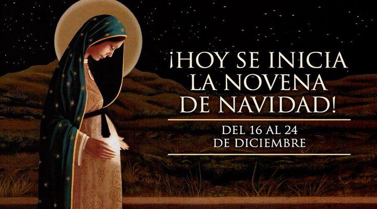 Cada 16 de diciembre se inicia la Novena de Navidad y comienza la cuenta regresiva para celebrar el nacimiento de Jesucristo.