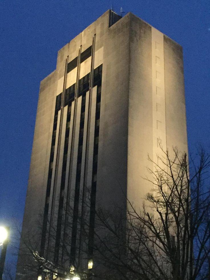 At Northern Illinois University in Dekalb Illinois